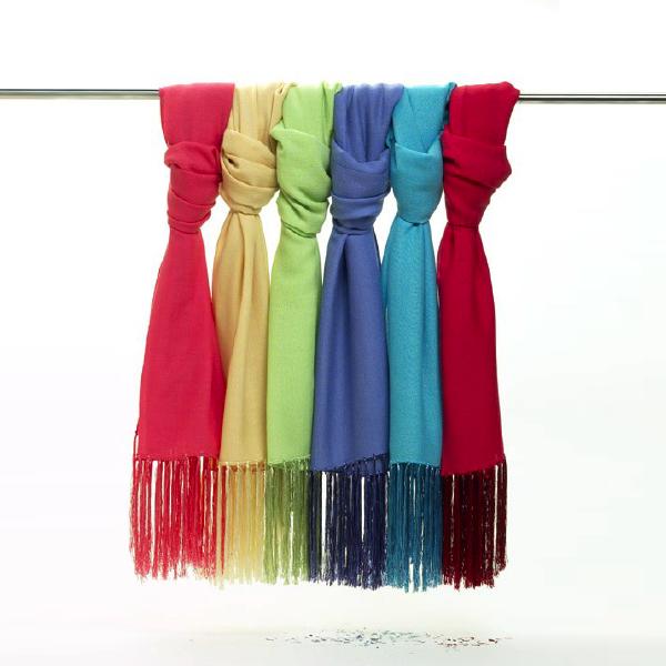 colour me beautiful scarves