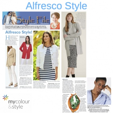 alfresco style, layering clothes, SS style, SS21