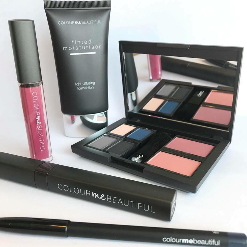 colour me beautiful make-up