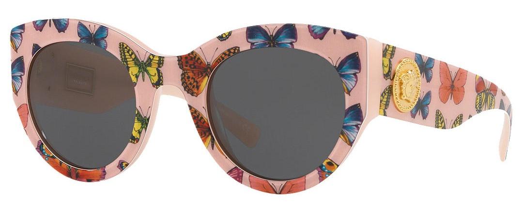 Patterned sunglasses