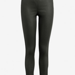 AW trends, coated trousers, leather leggings, leather trousers
