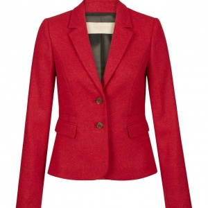 Red Hobbs Jacket