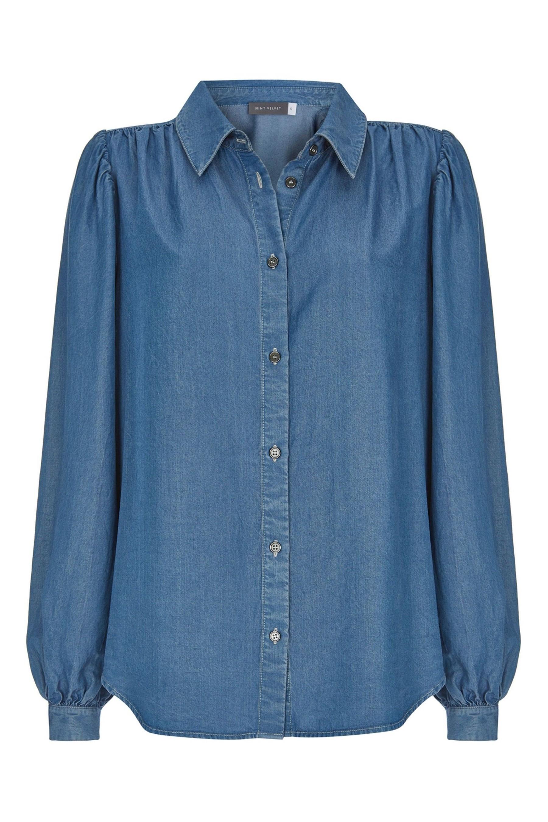 Demin full sleeve shirt Mint Velvet £79